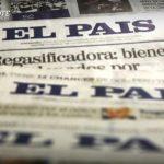 """Lacalle Pou: """"si gano, El País será la web de Presidencia"""""""