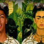 Descubren que Frida Kahlo es ancestra de Anthony Davis