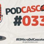 El micro del Cascote #033 – 22 octubre 2021 – Tapalo con radio (M24)